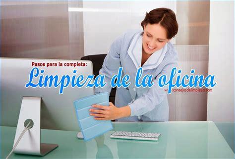 empresas de limpieza para oficinas limpieza de oficinas a fondo hazlo tu mismo consejos