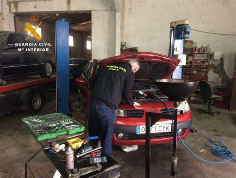 cadenas coche zaragoza localizado un nuevo taller de coches ilegal en la hoya de