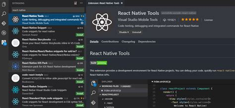 download react native android app development video course react native for android basic knowledge before coding