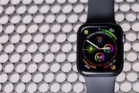 Apple Series 4 Features Reddit by Smartwatch Reviews The Verge