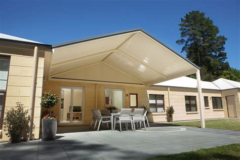 Carport Attached To House Outback 174 Gable Stratco