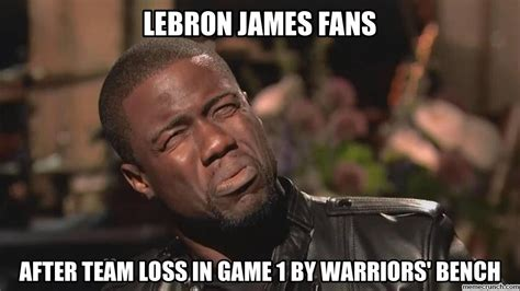 James Meme - lebron james fans