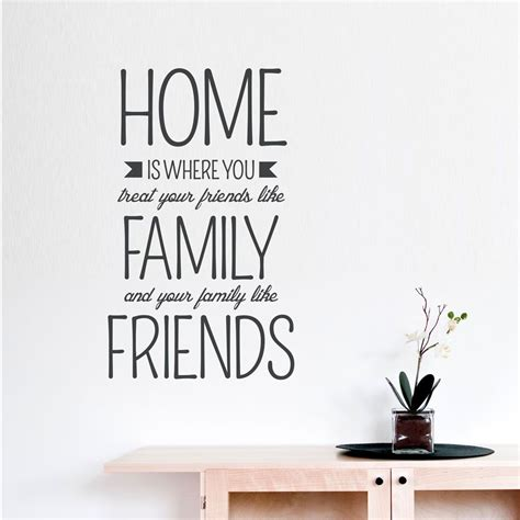 home  wherewall quote decal   wall quote