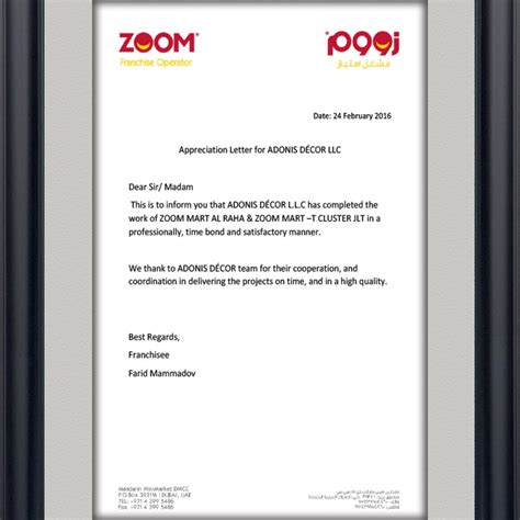 appreciation letter for quality new cover letter exles resume cover letter via