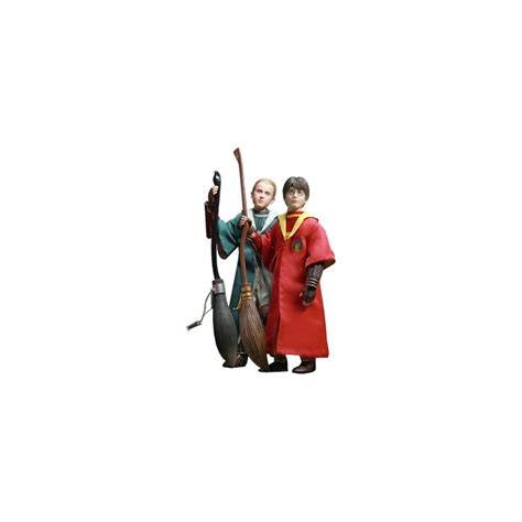 Harry Potter 26 harry potter y draco malfoy pack 2 figuras 26 cm versi 243 n