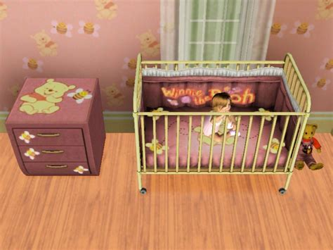 Winnie The Pooh Baby Crib Tigerliyene S Winnie The Pooh Crib For Baby Or Toddler