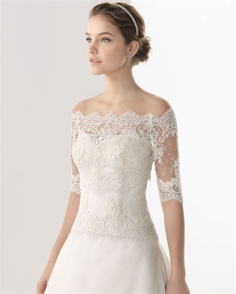 Hochzeitskleid Halblang dressybridal wedding dresses with lace sleeves and