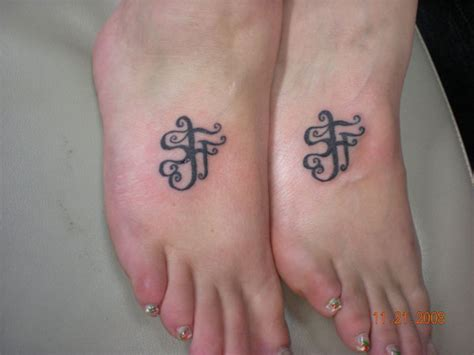matching foot tattoos collection of 25 matching foot design for best friends