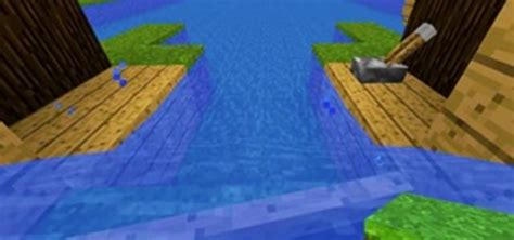 minecraft boat go up fire your boat out to sea build a redstone dock and go