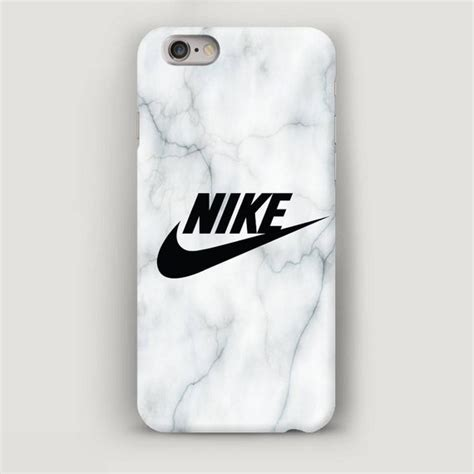 white marble iphone   case nike iphone  case white