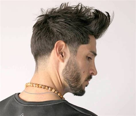 scissor cut hairstyles the best new men s haircuts to get in 2018 men s
