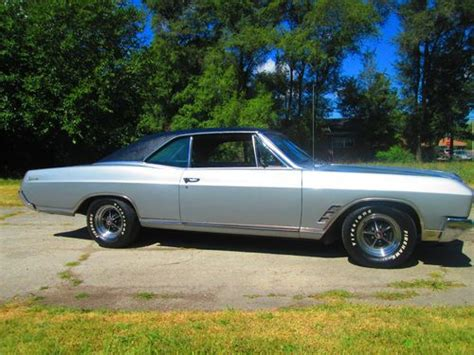 1966 Buick Skylark 4 Door Hardtop by Purchase Used 1966 Buick Skylark Base 2 Door 4 9l 4bbl In
