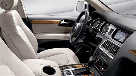 audi q7 interior pics 2010 audi q7 interior pictures cargurus
