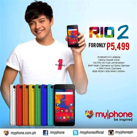 themes for android myphone rio myphone rio 2 android lollipop 5 inch display price and