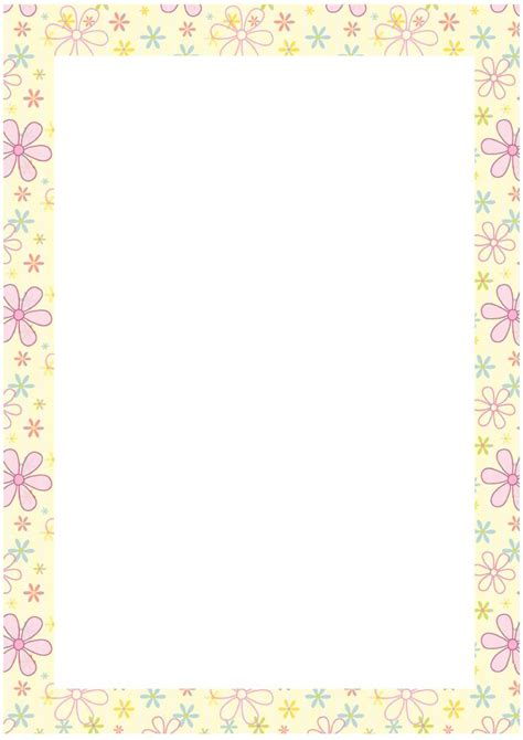 border paper template 52 best images about papiers a lettre on free