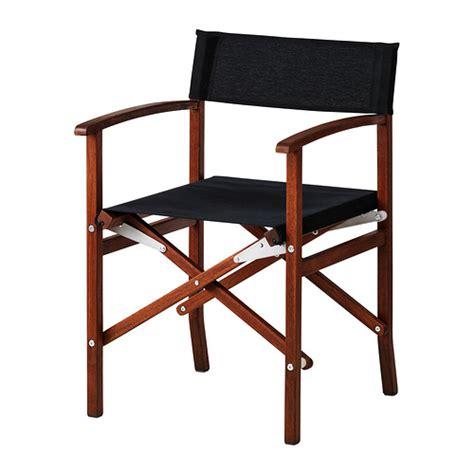 sedia da regista siar 214 sedia regista da esterno ikea