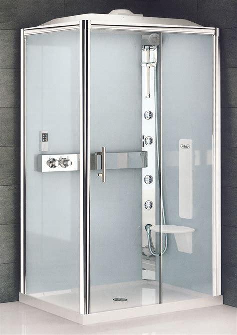 docce complete anatomia di una cabina doccia arredobagno news