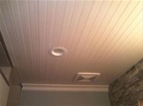 Veranda Vinyl Wainscot by Vinyl Beadboard Ceiling In Bathroom Cm Shaw Studios