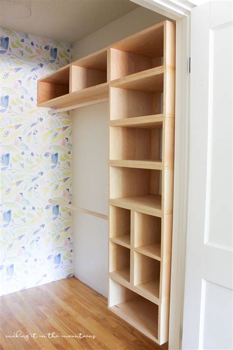 Custom Closet Ideas Diy by Diy Custom Closet Organizer The Brilliant Box System