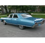 All American Classic Cars 1967 Buick Skylark 4 Door Sedan