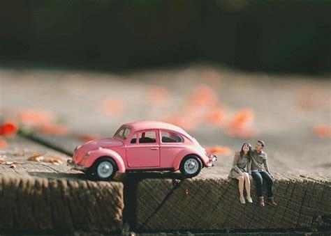 buat para traveler 15 foto prewedding miniatur ini bikin momen nikahmu bakal lekat di hati
