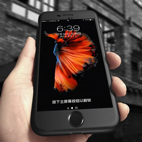 Ipaky 360 Degree Protection Matte Pc For Iphone 6 6s Popular Ipaky 360 For Iphone 6 Buy Cheap Ipaky 360