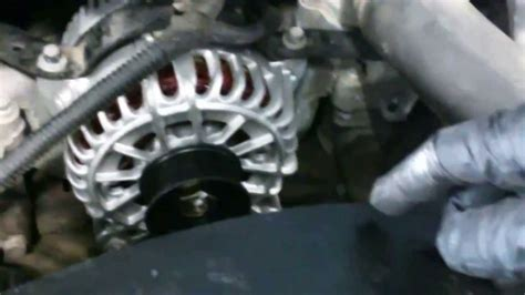 alternator replacement ford