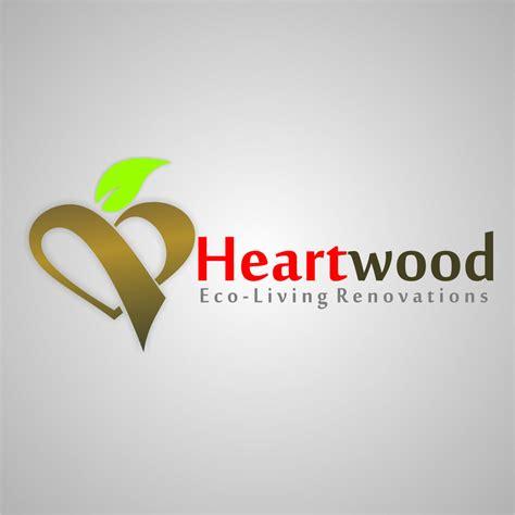 design for the environment canada new logo design for heartwood eco living renovations