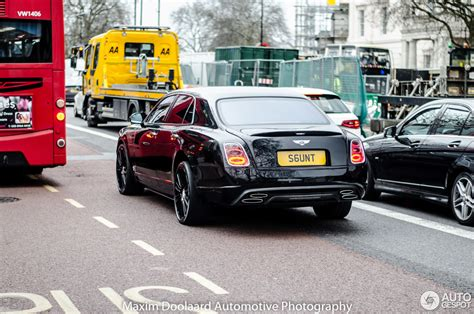 mansory bentley mulsanne bentley mansory mulsanne 2009 26 april 2016 autogespot