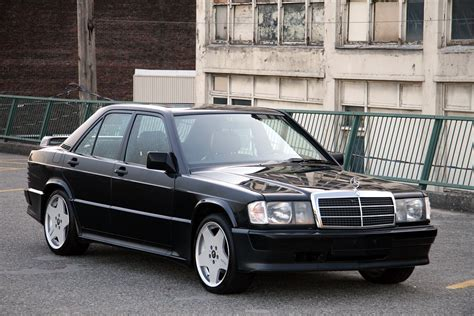 1987 mercedes benz 190e 2 3 16 euro in vancouver canada german cars for sale blog