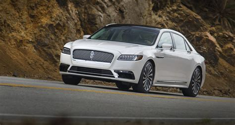 Lincoln Continental Review by 2017 Lincoln Continental Review Ratings Specs Prices