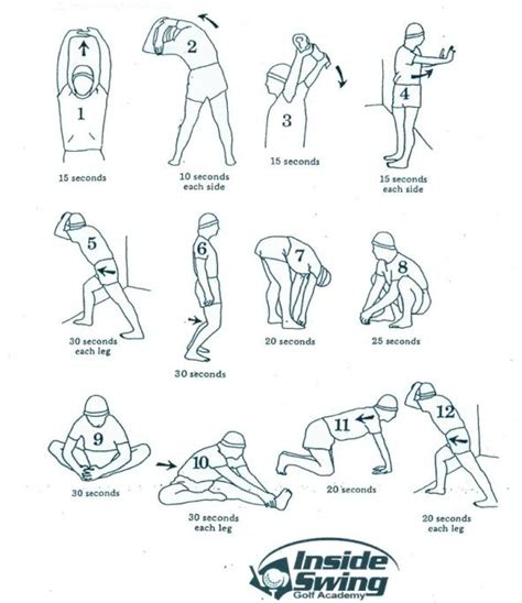 diagram of stretches workplace diagrams pictures to pin on