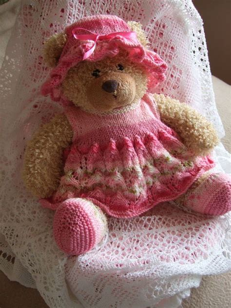 pattern for baby clothes teddy bear 63 best build a bear clothes images on pinterest crochet