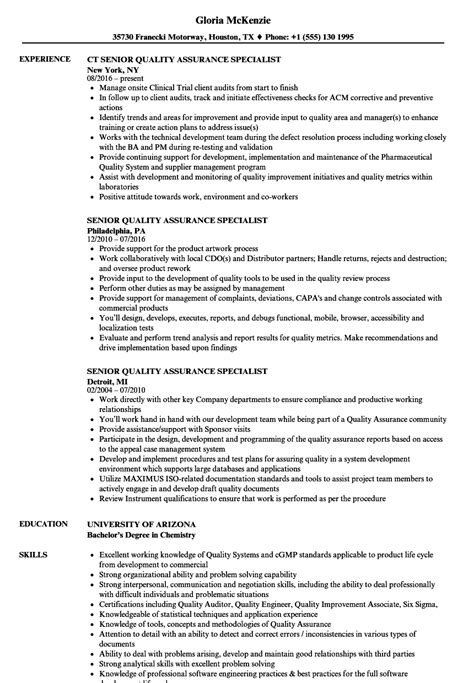 awesome senior qa engineer resume images simple resume office