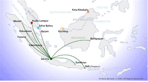 airasia route indonesia airasia faces challenging conditions anna aero