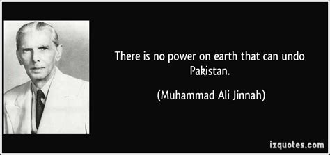 muhammad ali jinnah biography tagalog there is no power on earth that can undo pakistan