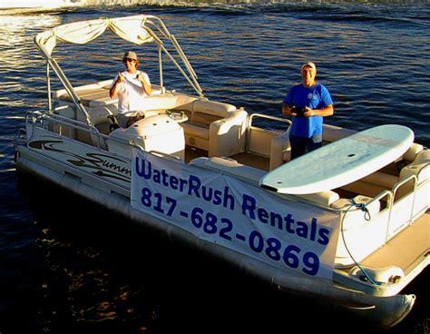 possum kingdom boat rental waterrush watercraft rentals possum kingdom lake