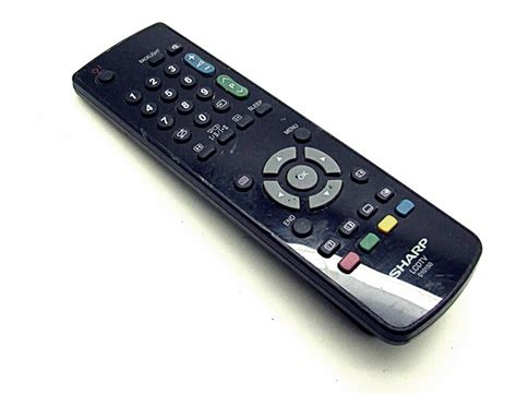 Remot Tv Sharp original sharp 010150 lcdtv remote onlineshop