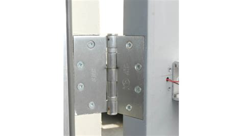 hinge switch electrical electrifying door mounted locks contacts and switches