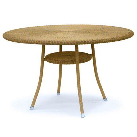 Lloyd Loom Bistro Table Cordoba Outdoor 1000 Bistro Table Lloyd Loom