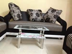 second new richest stylish sofa set at negotiable