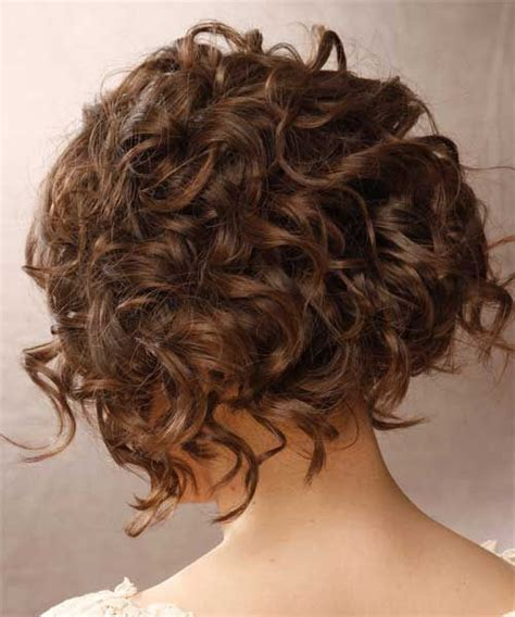 cute hairstyles  short curly hair girls