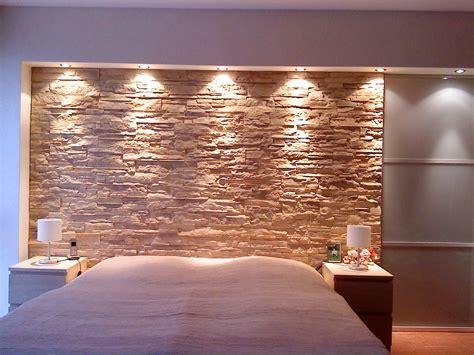 coole designs für schlafzimmerwände offene dachstuhlkonstruktion