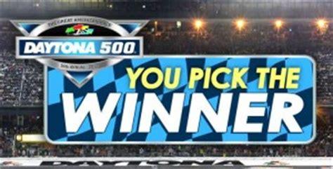 Daytona 500 Money Winnings - kroger daytona 500 instant win game 80 000 winners