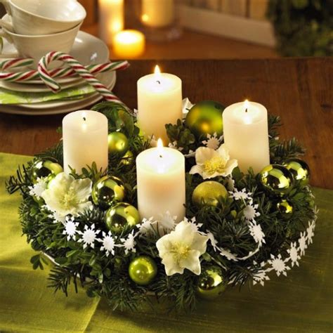 41 fresh christmas decorating ideas advent wreath candles