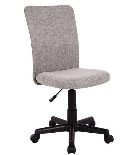Chaise De Bureau Grise 1625 chaise de bureau grise chaise design ergonomique et