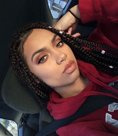 Hair Styles For Black Hair For Sports by Box Style Hair Braids For Sports Style