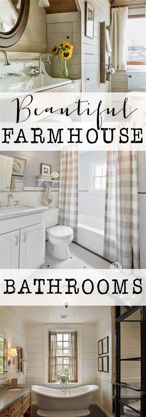 farm bathrooms best 25 farmhouse shower curtain ideas on pinterest