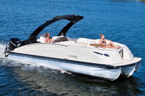 nunmaker boat rental 2014 harris flotebote crowne 250 power boats outboard