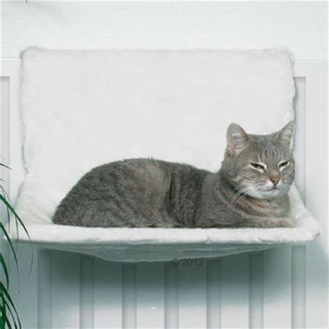 Hamac Chat Radiateur hamac de radiateur pour chat trixie de luxe zooplus be